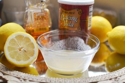 Cách trị mụn cám bằng baking soda